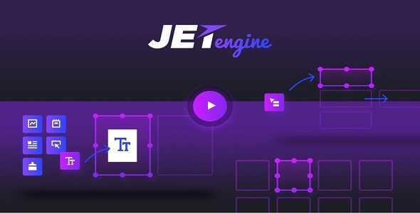 JetEngine v.2.8.4 Dynamic Content Plugin for Elementor